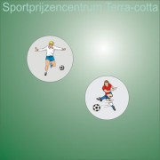 AA0025EP Sportembleem inclusief EPOXYLAAG 25mm. met of zonder tekst