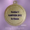 TC4002DI Medailles van Hoogglans Metaal Ø 40mm. met gratis halslint - gewicht ±18 gram
