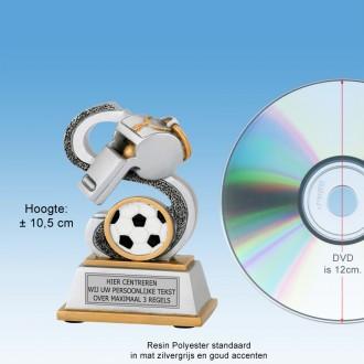 TC670FG - Resin Standaard SCHEIDSRECHTER (± 10,5cm hoog)