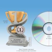 TCR901FG - Resin Standaard NUMMER 1 - MET VOLUMEKORTING! (± 12cm)